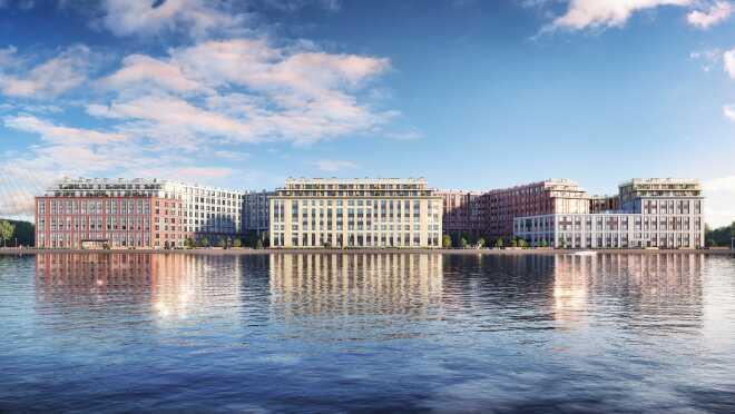 ЖК Neva Residence (Нева Резиденс)